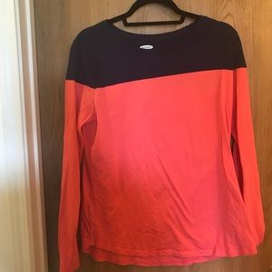 4/$25 Old Navy long sleeve top